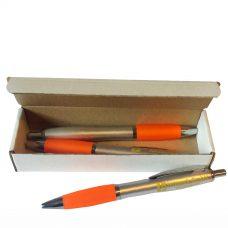 Stanzschachtel, so klein, dass für Stifte geeignet, geöffnete Ansicht, weiß