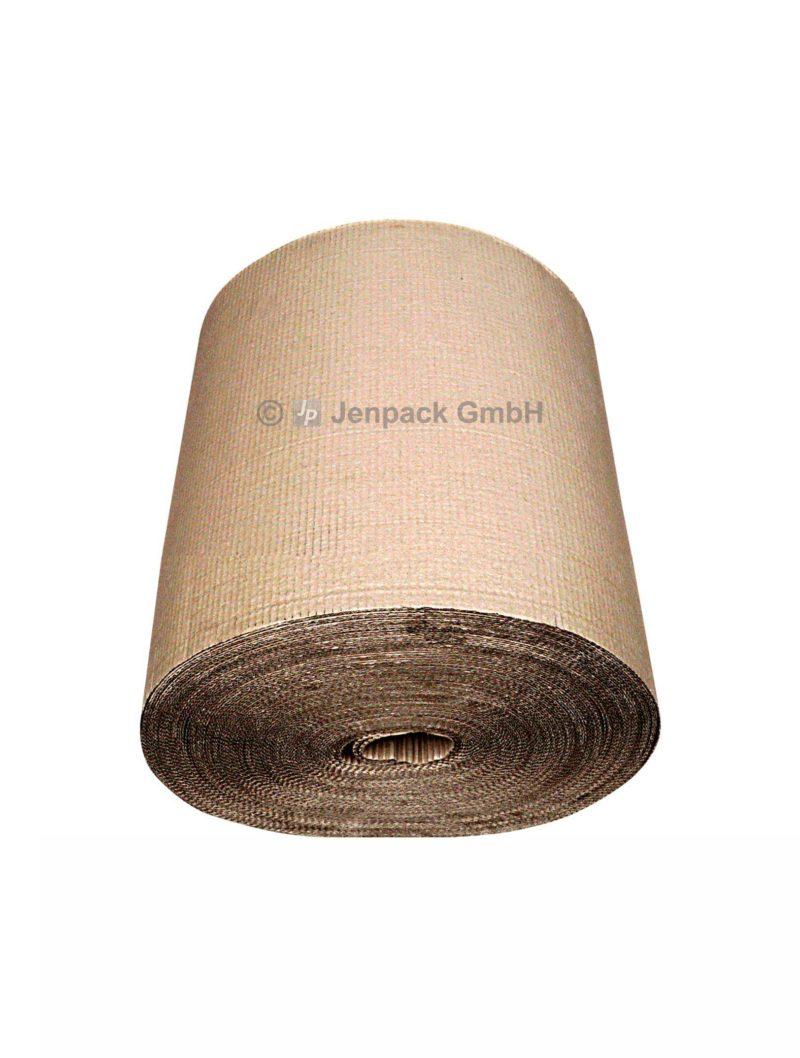 Rollenwellpappe 700 mm oder 800 mm, Frontansicht