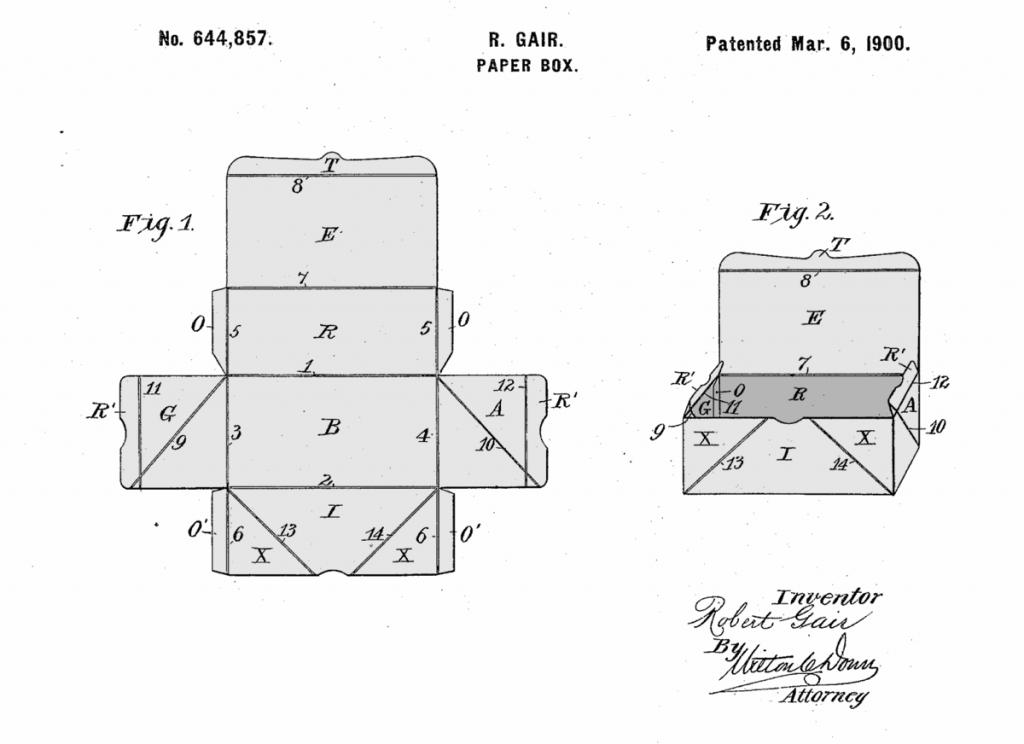 gair patent