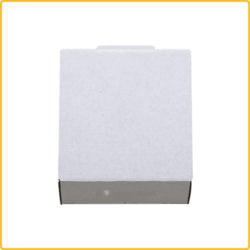 150x157x40 Klappdeckelschachtel weiß rueckseite