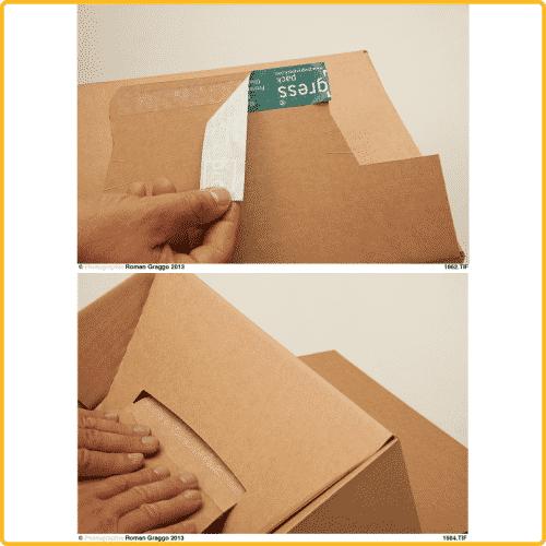 230x165x115 95 system versand transport karton premium braun steckboden mit selbstklebeverschluss