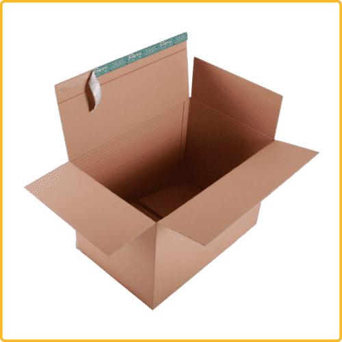 230x165x115 95 system versand transport karton premium braun
