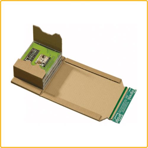 274x191x80 Universal versand verpackung premium zum wickeln