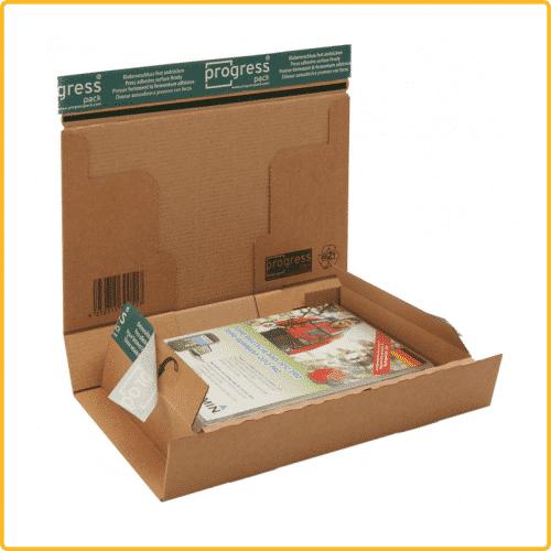 300x212x43 Postbox secure maxibrief karton braun