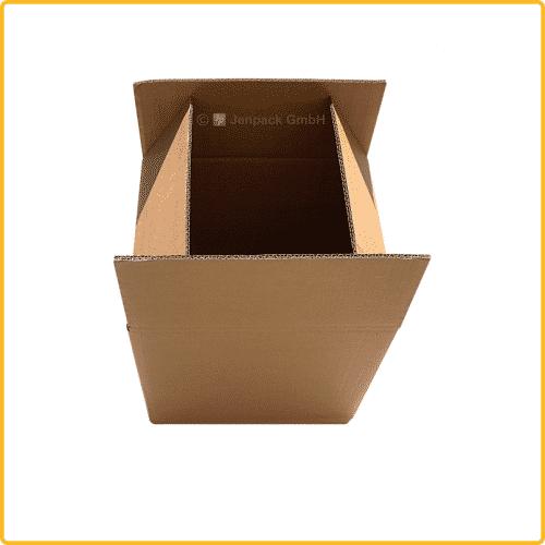 342x285x317 Faltkarton braun