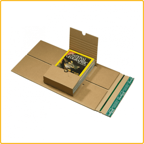 430x310x90 Universal versand verpackung premium