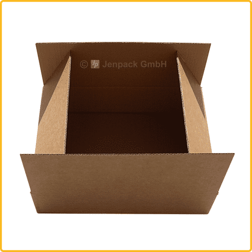 440x290x135 Faltkarton braun front