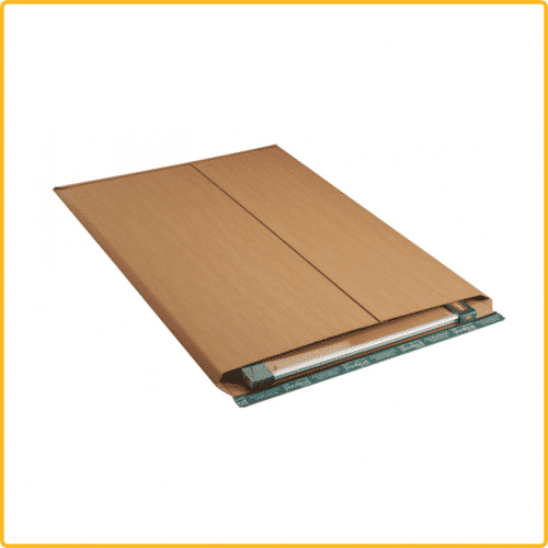 530x640x55 Versandtasche fuer kalender premium mit Selbstklebeverschluss und aufreissfaden