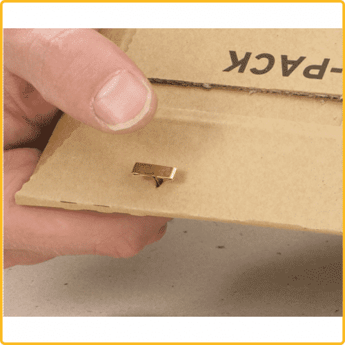 735x1055x55 Versandtasche premium clip verschluss