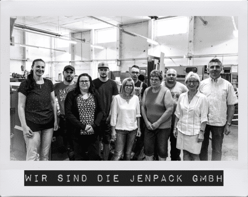 Team Jenpack