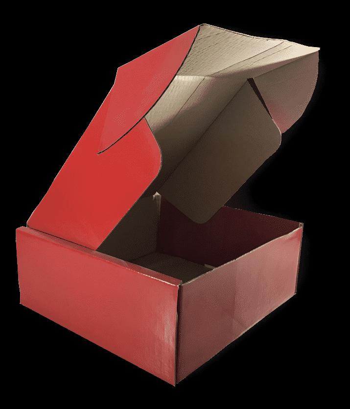 Farbige Kartons