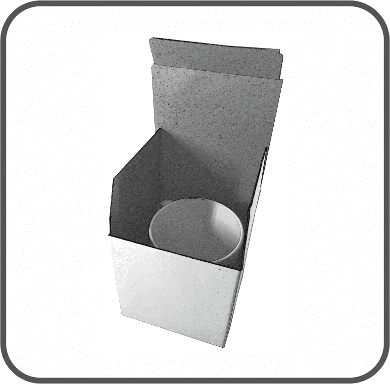 Tassenkartons für 1 Tasse