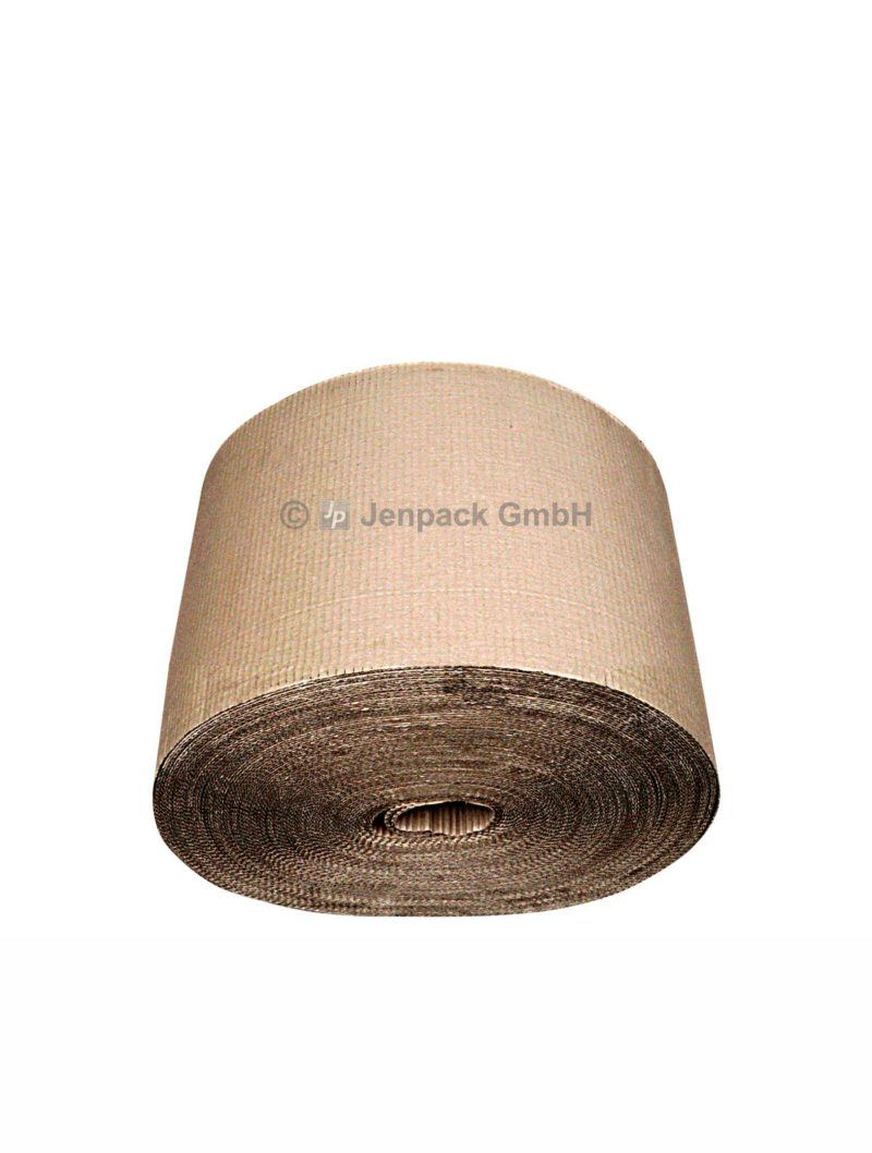 Rollenwellpappe 200 mm oder 300 mm, Frontansicht