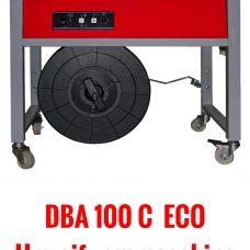 Umreifungsmaschine, Modell DBA 100 C ECO