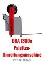 Paletten-Umreifungsmaschine, DBA 1300a