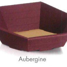 Geschenkkorb, Präsentkorb, Farbe, aubergine