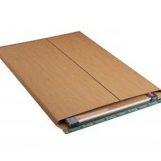 Kalenderverpackung mit Selbstklebeverschluss, Großansicht