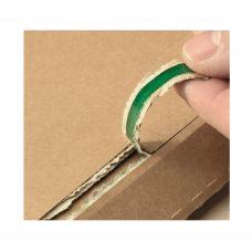 Versandtasche, Versandkarton mit Aufreißfaden, Detailansicht